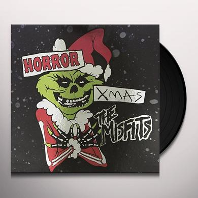 The Misfits HORROR XMAS Vinyl Record