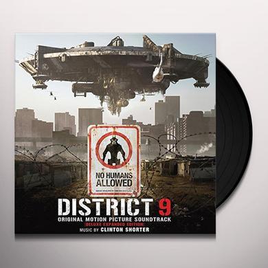 Clinton Shorter DISTRICT 9 / O.S.T. Vinyl Record