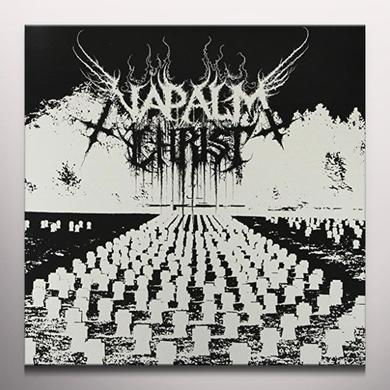 NAPALM CHRIST Vinyl Record - Black Vinyl, White Vinyl