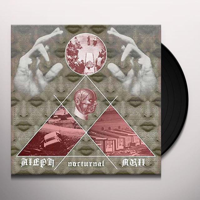 ALEPH NULL NOCTURNAL Vinyl Record
