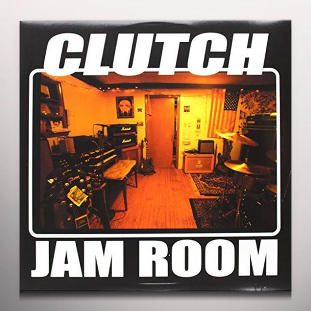 Clutch JAM ROOM Vinyl Record - Colored Vinyl