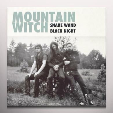 Mountain Witch SNAKE Vinyl Record - Clear Vinyl