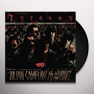 Julian Casablancas+The Voidz TYRANNY Vinyl Record