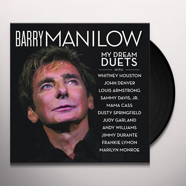 Barry Manilow MY DREAM DUETS Vinyl Record