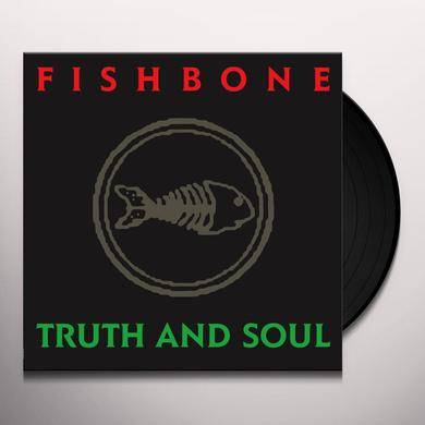 Fishbone TRUTH AND SOUL Vinyl Record