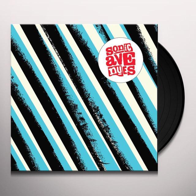 SONIC AVENUES Vinyl Record