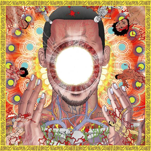 Flying Lotus YOU'RE DEAD Vinyl Record