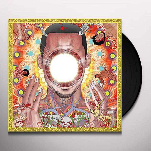 Flying Lotus YOU'RE DEAD Vinyl Record - Digital Download Included