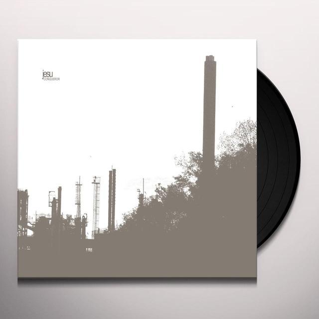 Jesu CONQUEROR Vinyl Record - Deluxe Edition