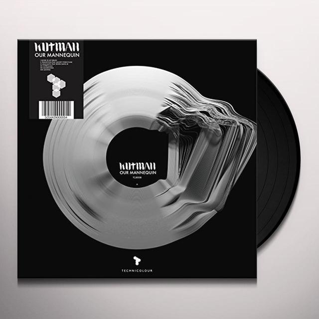 Kutmah OUT MANNEQUIN Vinyl Record