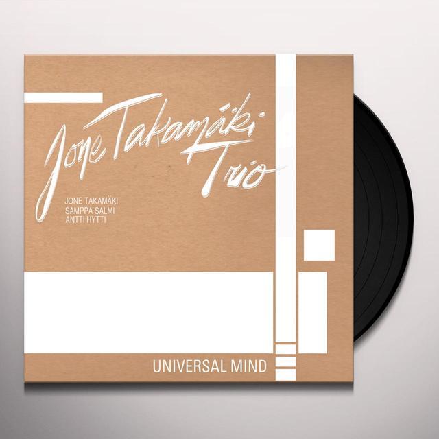 Jone Takamaki UNIVERSAL MIND Vinyl Record