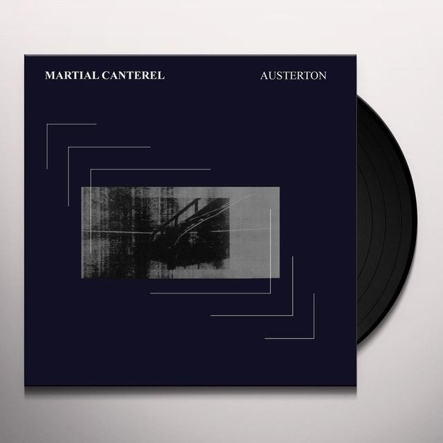Martial Canterel AUSTERTON Vinyl Record