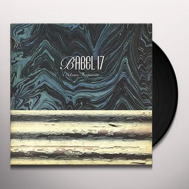BABEL 17 CELEANO FRAGMENTS Vinyl Record