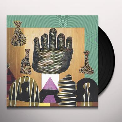 BJ Nilsen, Stillupsteypa & Anla Courtis GOLDEN CIRCLE AFTERNOON Vinyl Record