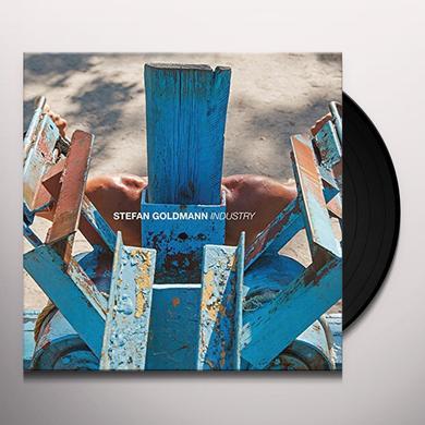 Stefan Goldmann INDUSTRY Vinyl Record