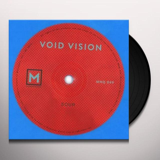 VOID VISION SOUR Vinyl Record