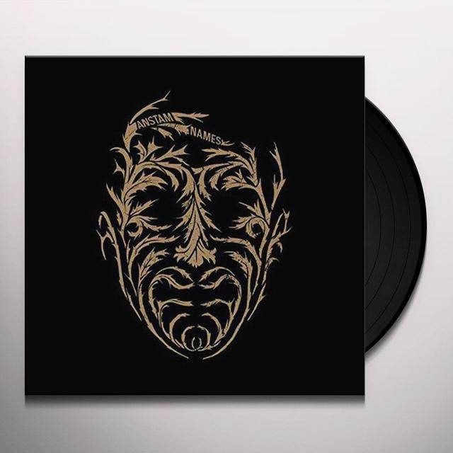 Anstam NAMES Vinyl Record