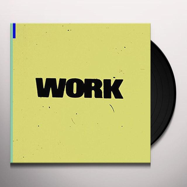 WORK / VARIOUS Vinyl Record