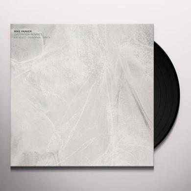 Mike Parker LUSTRATION REMIXES Vinyl Record
