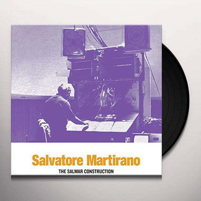 Salvatore Martirano SALMAR CONSTRUCTION Vinyl Record