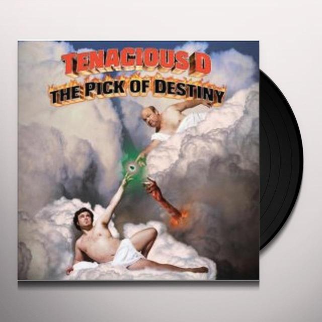 Tenacious D PICK OF DESTINY Vinyl Record