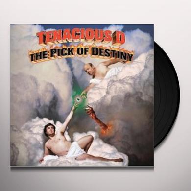 Tenacious D PICK OF DESTINY Vinyl Record - 180 Gram Pressing, Digital Download Included