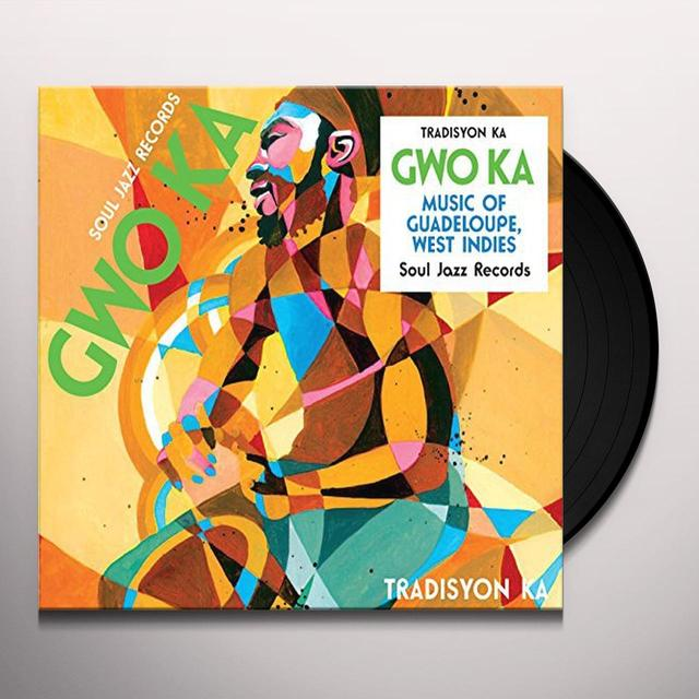 TRADISYON KA SOUL JAZZ RECORDS PRESENTS GWO KA: MUSIC FROM Vinyl Record