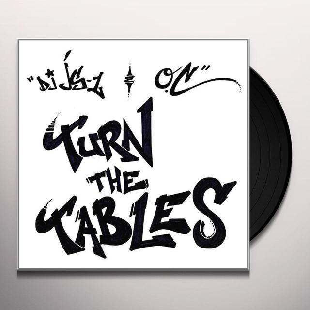 Dj Js-1 TURN THE TABLES Vinyl Record