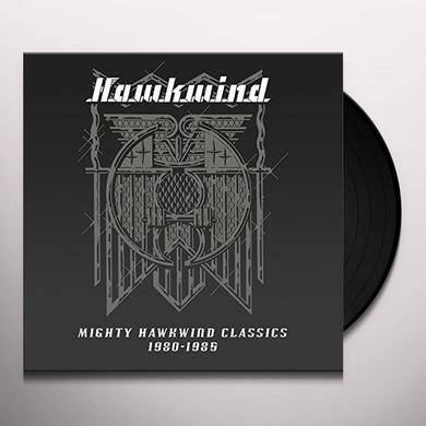 MIGHTY HAWKWIND CLASSICS 1980-1985 Vinyl Record - Limited Edition