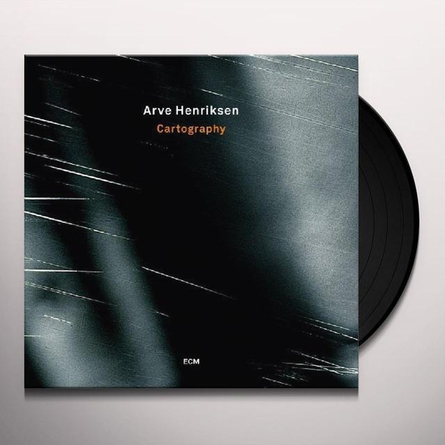 Arve Henriksen CARTOGRAPHY Vinyl Record - 180 Gram Pressing