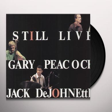 Keith Jarrett STILL LIVE Vinyl Record