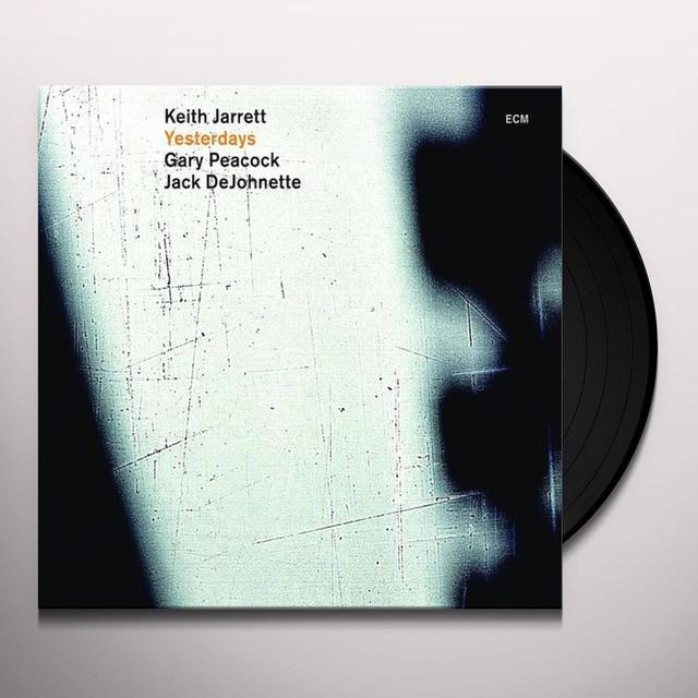 JARRETT / PEACOCK / DEJOHNETTE YESTERDAYS Vinyl Record - 180 Gram Pressing