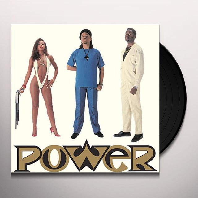 ICE-T POWER Vinyl Record - 180 Gram Pressing