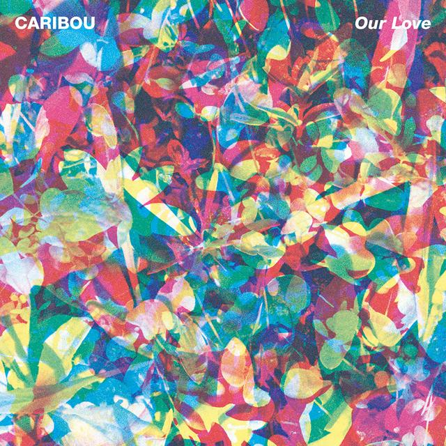 Caribou OUR LOVE Vinyl Record