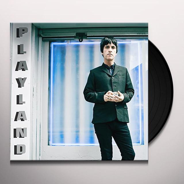 Johnny Marr PLAYLAND Vinyl Record - Digital Download Included