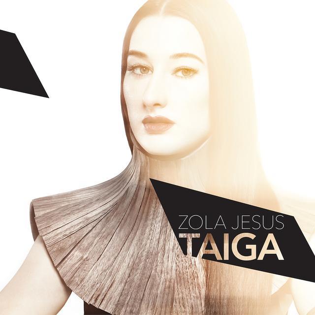 Zola Jesus TAIGA Vinyl Record