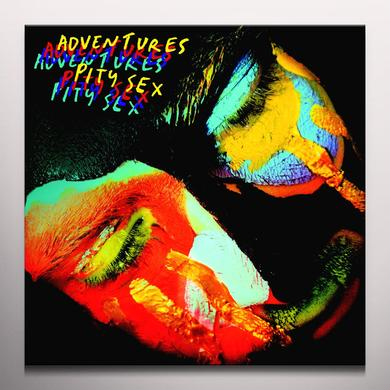 ADVENTURES / PITY SEX Vinyl Record