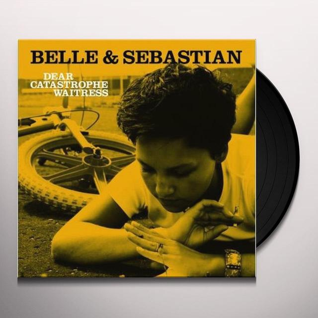 Belle & Sebastian DEAR CATASTROPHE WAITRESS Vinyl Record