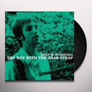 Belle & Sebastian BOY WITH THE ARAB STRAP Vinyl Record