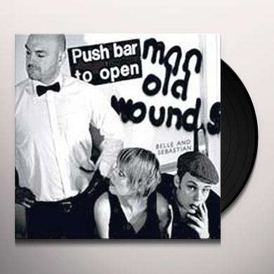 Belle & Sebastian PUSH BARMAN TO OPEN OLD WOUNDS Vinyl Record