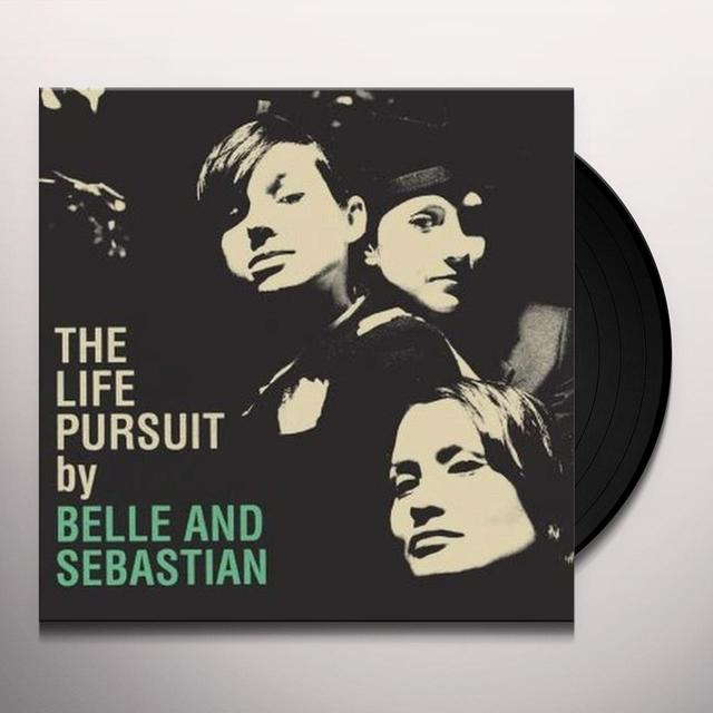 Belle & Sebastian LIFE PURSUIT Vinyl Record - Digital Download Included