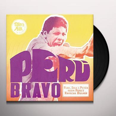 PERU BRAVO: FUNK SOUL & PSYCH FROM PERU'S / VAR Vinyl Record