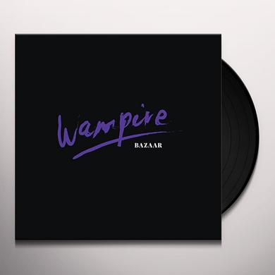 Wampire BAZAAR Vinyl Record - 180 Gram Pressing, Digital Download Included