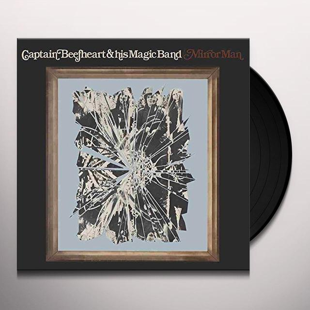Captain Beefheart & His Magic Band MIRROR MAN Vinyl Record - Gatefold Sleeve, Limited Edition, 180 Gram Pressing