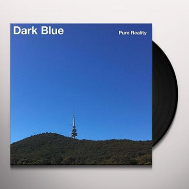 Dark Blue PURE REALITY Vinyl Record