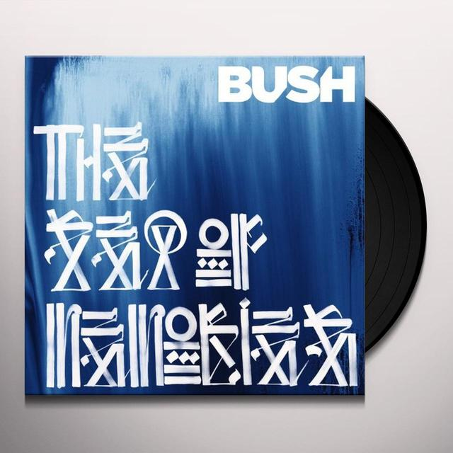 Bush SEA OF MEMORIES (UK) (Vinyl)