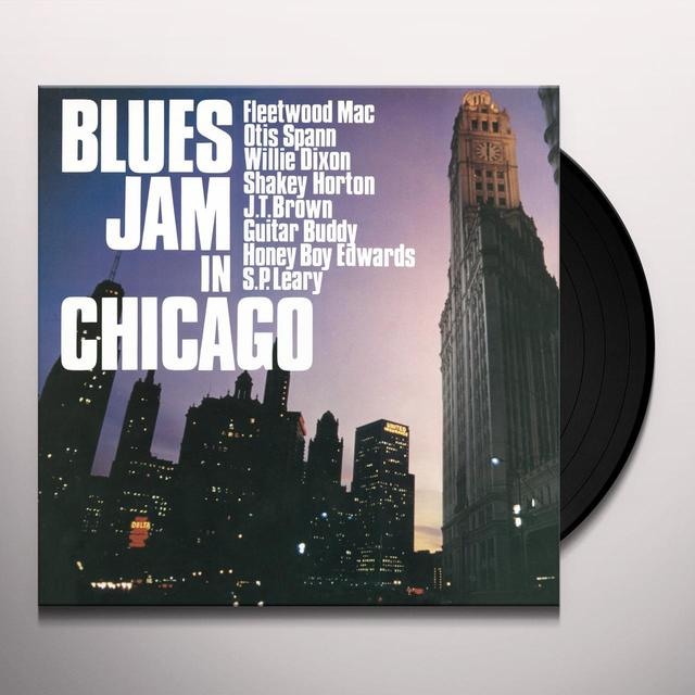 Fleetwood Mac BLUES JAM IN CHICAGO VOL. 1-2 Vinyl Record
