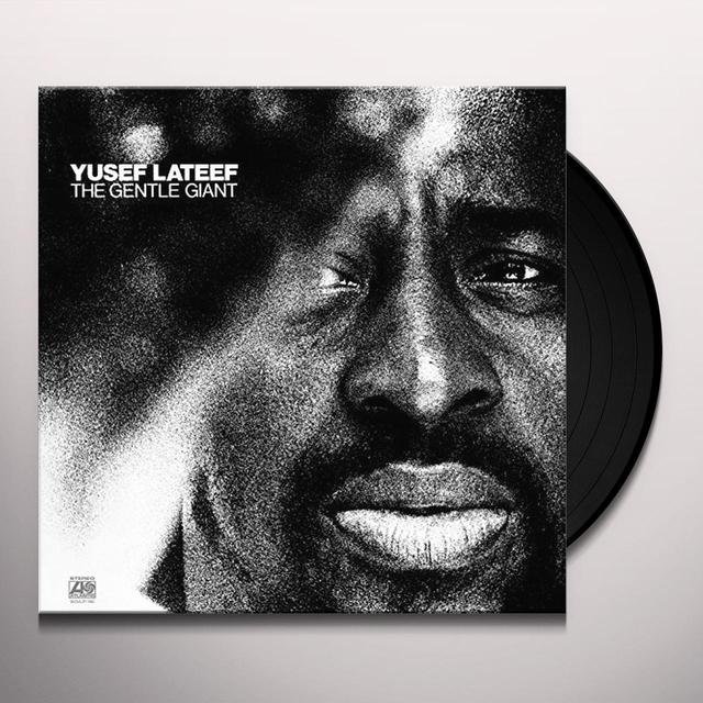 Yusef Lateef GENTLE GIANT Vinyl Record
