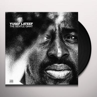 Yusef Lateef GENTLE GIANT Vinyl Record - Holland Import