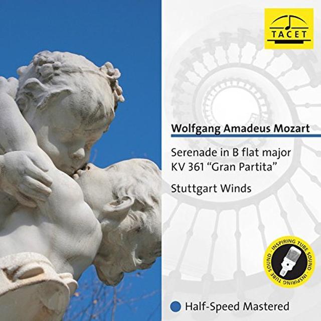 W.A. Mozart GRAN PARTITA (HOL) (Vinyl)